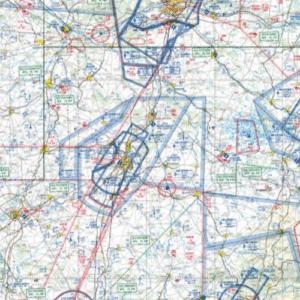 Carte aéronautique OACI