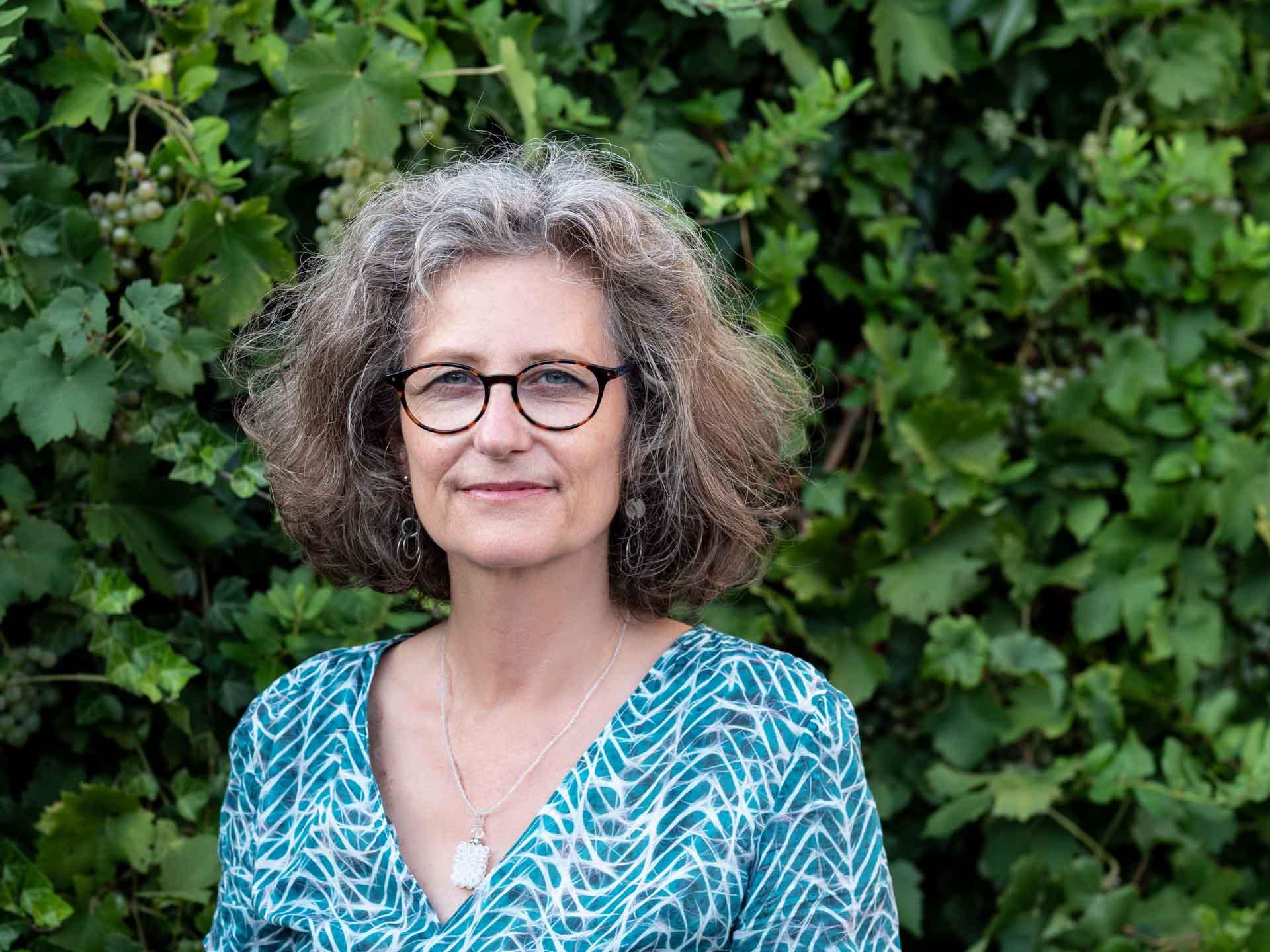 Portrait de Jane Gaillard - Fabrication de bougies naturelles à Tours